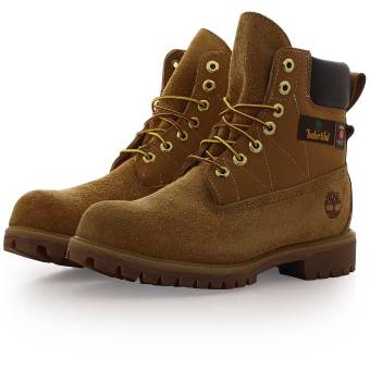 Timberland x Staple 6 in Inch Side Zip boot (TB0A29HB2311) braun