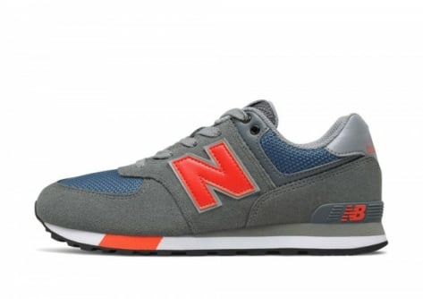 New Balance GC574NFO (740001-40-12) grau