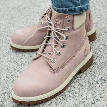 Timberland 6 In Premium Boot (TB034992.524) pink