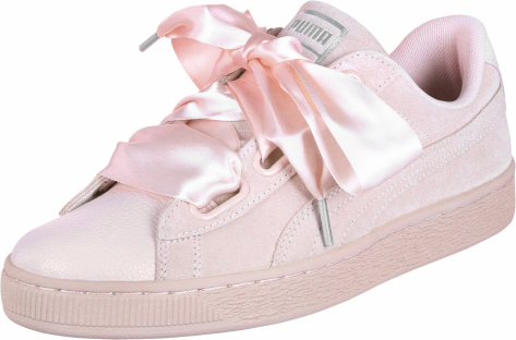 PUMA Suede Heart Bubble (366441 02) pink