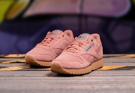 Reebok CL Leather Mu (CN3871) pink