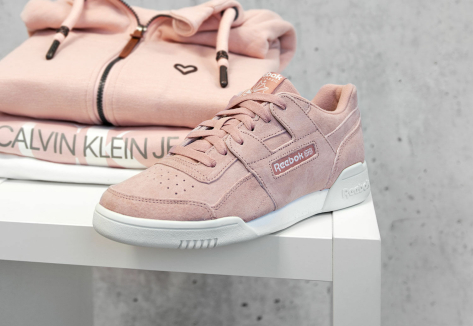 Reebok Workout Lo Plus (CN6972) pink