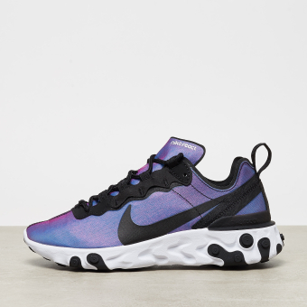 Nike Wmns React Element 55 Premium (CD6964-001) lila