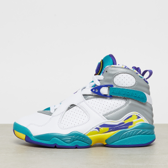 NIKE JORDAN Wmns Air 8 Retro (CI1236-100) weiss
