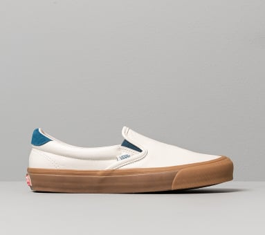 Vans OG Slip-On 59 LX (Leather/ Suede) (VN0A38FZVOJ1) weiss