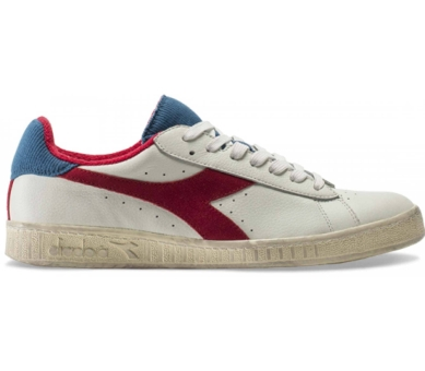 Diadora Game L Low Used (501.174764-C0680) weiss