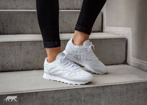 Reebok Classic Leather Quilted (AR1262) weiss