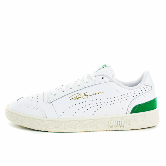 PUMA Ralph Sampson Low Perforated Soft (372395-0001) weiss