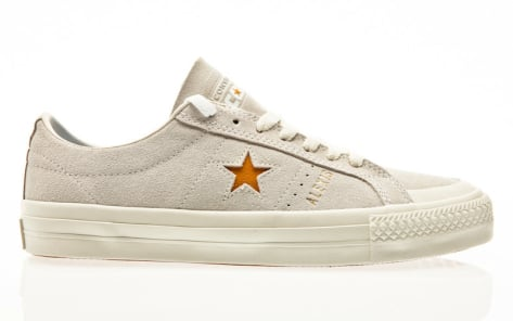 Converse CONS One Star Pro OX Alexis Sablone 2 (166401C) weiss