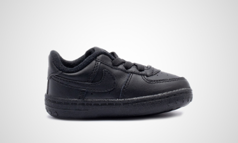 Nike Force 1 Crib (CK2201-001) schwarz