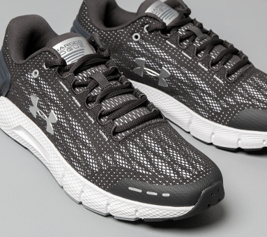 Under Armour Charged Rogue (3021225-100) schwarz