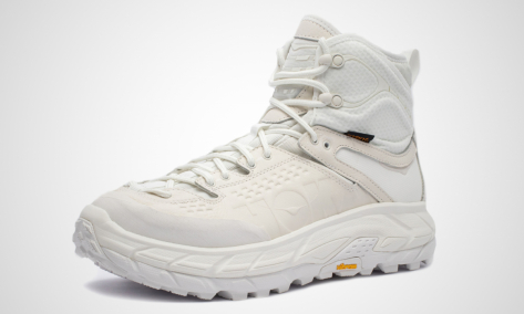 Hoka OneOne x Opening Ceremony Tor Ultra Hi (1114610-BRWH) weiss