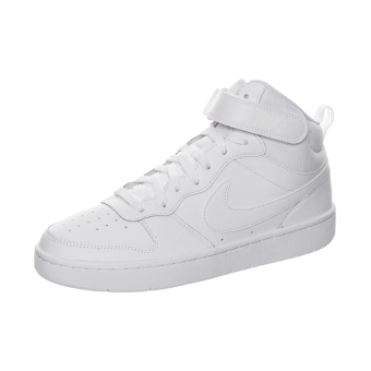 Nike Court Borough Sneaker Mid (CD7782-100) weiss