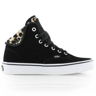 Vans wmns authentic hi 2 (VVHO9UW) schwarz
