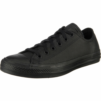 Converse Chuck Taylor All Star Leather Ox (135253C) schwarz