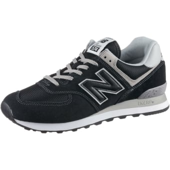 New Balance BALANCE ML574 Sneaker Herren (ML574EGK;BLACK) schwarz