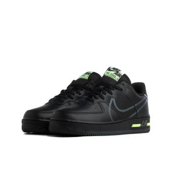 Nike Air Force 1 React (CD4366-001) schwarz
