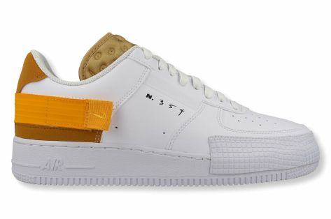 Nike Air Force 1 Type (AT7859-100) weiss