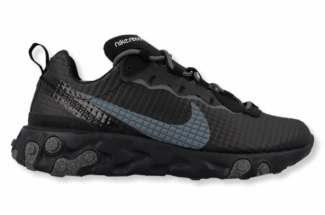 Nike React Element 55 Premium (CI3835-002) schwarz
