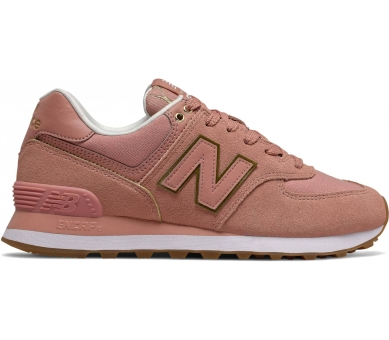 New Balance WL574 SOB (775071-50-13) orange