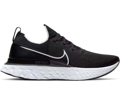 Nike React Infinity Run Flyknit (CD4371-002) schwarz