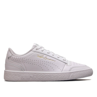 PUMA Ralph Sampson Low Lo Perf (371591 0001) weiss