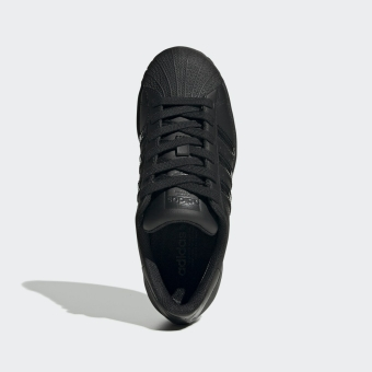adidas Originals Superstar J core black (FV3140) schwarz