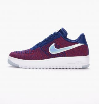 Nike Air Force 1 Ultra Flyknit Low (826577 601) rot