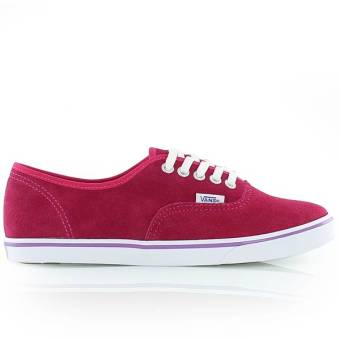 Vans wmns authentic lo pro (VT9NAJ4) rot