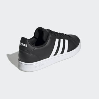 adidas Originals Grand Court in schwarz F36414 | everysize