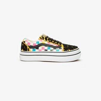Vans Super ComfyCush Old Skool LX (VN0A4U1EXT21) bunt