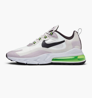 Nike Air Max 270 React in weiss CI3866 100 | everysize