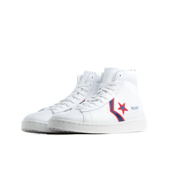 Converse Pro Leather Mid (167058C) weiss