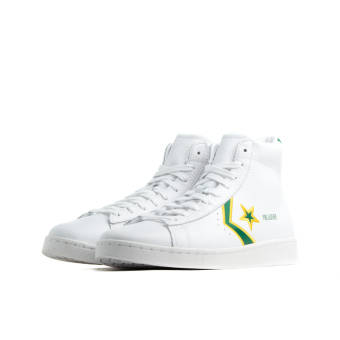 Converse Pro Leather Mid (167061C) weiss