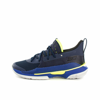 Under Armour Stephen Curry 7 (3022113-405) blau