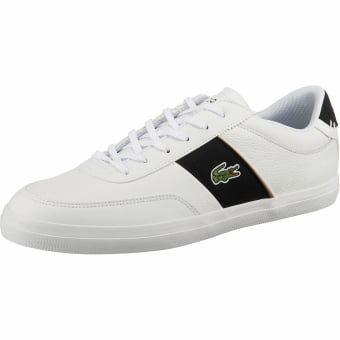 Lacoste Court Master 319 6 CMA (7-38CMA0066147) weiss