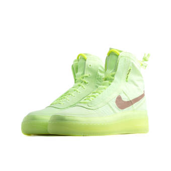 Nike Air Wmns Force 1 Shell (BQ6096 700) grün