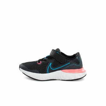 Nike Renew Run (PS) (CT1436-090) schwarz