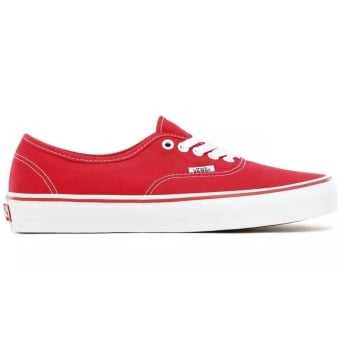 Vans Authentic (VN000EE3RED) rot