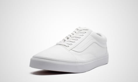 Vans Old Skool Classic Tumble (VN0A38G1ODJ1) weiss