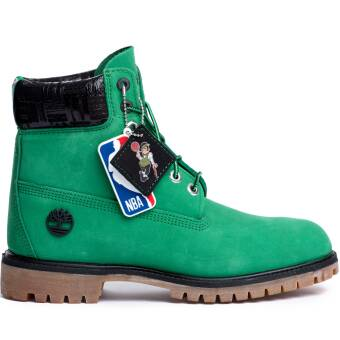 Timberland 6 Inch Premium Boot x NBA Boston Celtics (TB0A284UH31) grün