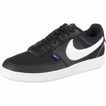 Nike Court Vision Low Premium (CD5464-001) schwarz