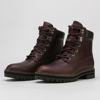 Timberland London Sqauare 6in Boot (A1RCS-C60) rot