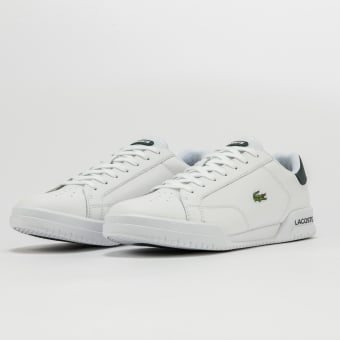 Lacoste Twin Serve Leather (741SMA0083-1R5) weiss