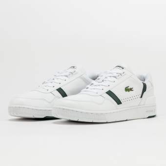 Lacoste T-Clip Leather (741SMA0023-1R5) weiss