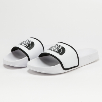 The North Face W Base Camp Slide III (NF0A4T2SLA91) weiss