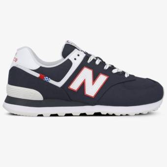 New Balance ML574SOP (ML574SOP) blau