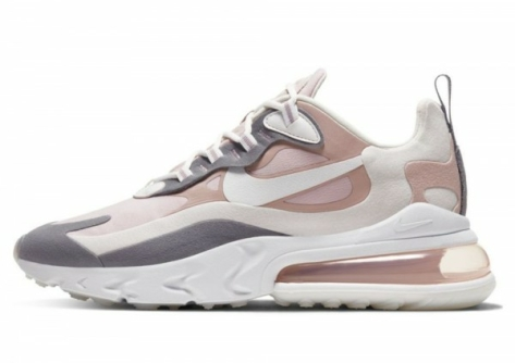 Nike Air Max 270 React (CI3899-500) pink
