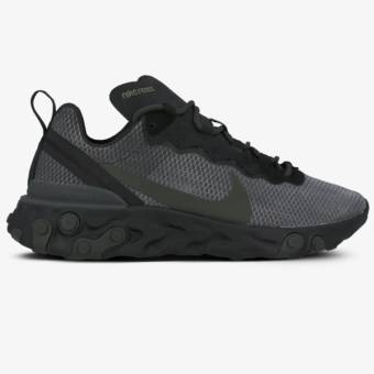 Nike React Element 55 (BQ6166010) schwarz
