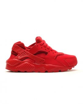 Nike Huarache Run GS (654275 600) rot